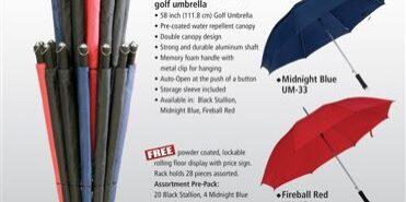 RAIN-BUSTER UMBRELLA